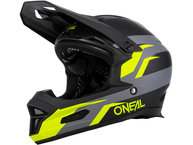 O'Neal Fury RL Casque, stage-black/neon yellow